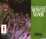 Escape from Monster Manor: A Terrifying Hunt for the Undead