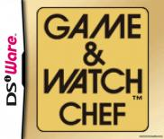 Game & Watch : Chef (DSiWare)