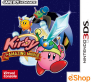 Kirby et le Labyrinthe des Miroirs (eShop 3DS) (Kirby & the Amazing Mirror)