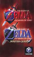 The Legend of Zelda : Ocarina of Time & Master Quest
