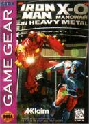 Iron Man and X-O Manowar in Heavy Metal (US)