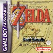 The Legend of Zelda : A Link to the Past - inclus Four Swords