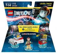 LEGO Dimensions - S.O.S. Fantômes Level Pack (71228)