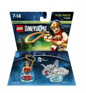 LEGO Dimensions - Wonder Woman ~ DC Comics Fun Pack (71209)