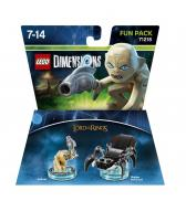 LEGO Dimensions - Gollum ~ The Lord of the Rings Fun Pack (71218)