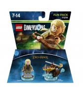 LEGO Dimensions - Legolas ~ The Lord of the Rings Fun Pack (71219)