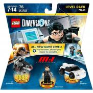 LEGO Dimensions - Ethan Hunt ~ Mission Impossible Level Pack (71248)