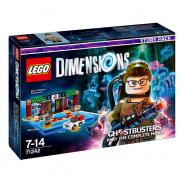 LEGO Dimensions - Abby Yates ~ S.O.S Fantômes Story Pack (71242)