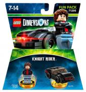 LEGO Dimensions - Knight Rider Fun Pack (71286)