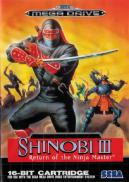 Shinobi III: Return of the Ninja Master (The Super Shinobi II)