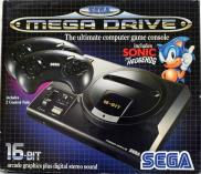 Megadrive : Pack Sonic The Hedgehog
