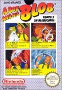 A Boy and His Blob : Trouble on Blobolonia (David Crane's)