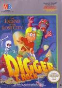 Digger T. Rock: Legend of the Lost City