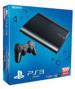 PS3 Ultra Slim 500 Go (Charcoal Black)