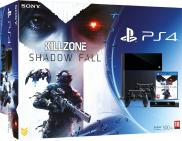 PS4 500 Go - Pack Killzone: Shadow Fall ~ Edition Joueur (Jet Black)