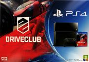 PS4 500 Go - Pack DriveClub (Jet Black)