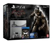 PS4 500 Go - Pack Batman Arkham Knight ~ Limited Edition (Steel Grey)