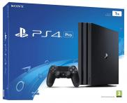 PS4 Pro 1To (Jet Black)