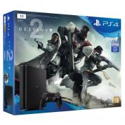 PS4 Slim 1To - Pack Destiny 2 (Jet Black)