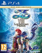 Ys VIII: Lacrimosa of DANA - Day One Edition