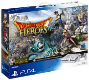 PS4 500 Go Japonaise : Dragon Quest Heroes Metal Slime - Edition Collector (JP)