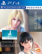Summer Lesson: Allison Snow & Chisato Shinjo (PS VR) (English Subs ASIA)