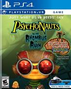 Psychonauts in the Rhombus of Ruin (PS VR)