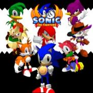 Sonic the Fighters (PlayStation Store)