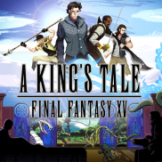 A King's Tale: Final Fantasy XV (PS4)