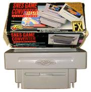 SNES Game Converter Europe Version FIRE SUPER FX - Adaptateur jeux imports (US/JAP->FR)