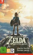 The Legend of Zelda: Breath of the Wild - Edition Limitée