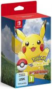 Pokémon: Let's Go Pikachu ! + Poké Ball Plus Pack