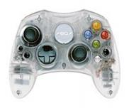 Microsoft XBOX Manette S Crystal