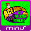 Ace Armstrong vs the Alien Scumbags (minis)
