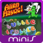 Alien Havoc & Bubble Trubble Bundle (minis)